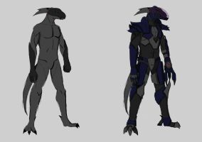 Slizer Concepts - Dark Omen by TheMugbearer
