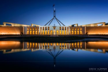 Parliament House by DrewHopper
