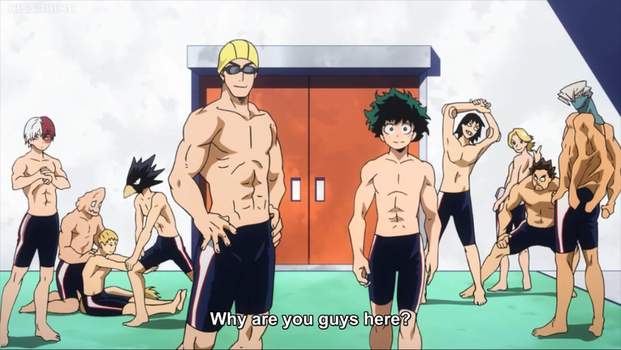 The Boys of Class 1A by selma11