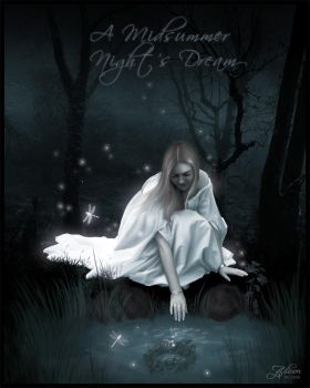 A Midsummer Night's Dream by Ailinon