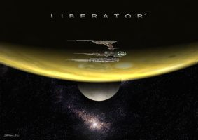 Liberator 2 by SteveReeves