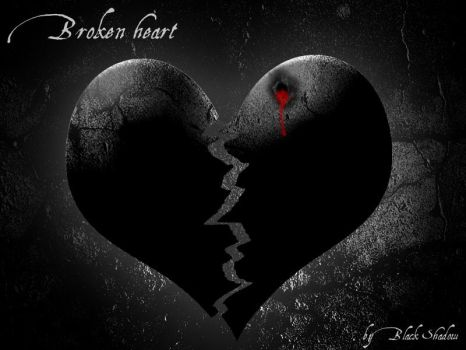 Broken Heart by CultusSanguine