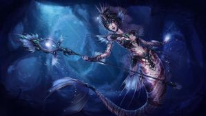 Abyssal Beauty Nami by Tropic02