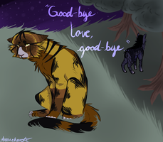 :Good-bye: by ArexStar