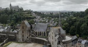 Fougeres by AlexGutkin