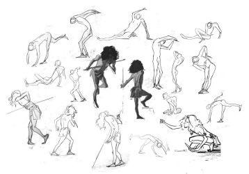 CalArts Life Drawing by Britt315