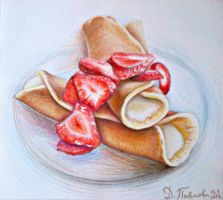 Pancakes by diana-0421