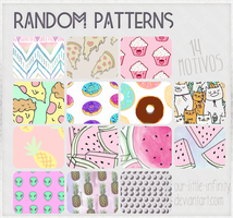 Random Patterns by our-little-infinity