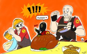 Thanksgiving by Hermit9081