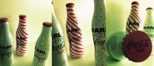 Karl Lagerfield for Coca Cola by RoobinXD
