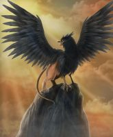 The Griffin by CLB-Raveneye