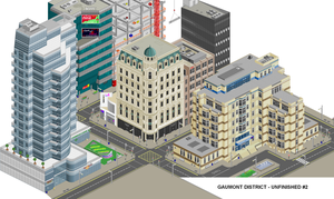 Gaumont District - Unfinished2 by hellagood88
