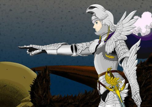 Onward To Destiny (Griffith) by Duster9317