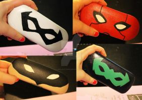 Robin spectacle case set by WeasleyTwin