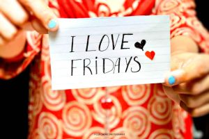 I love Fridays by foqiazafar