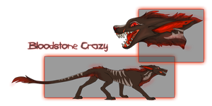 Bloodstone Crazy - Vernid Adopt [CLOSED] by DreamerTheTimeLady