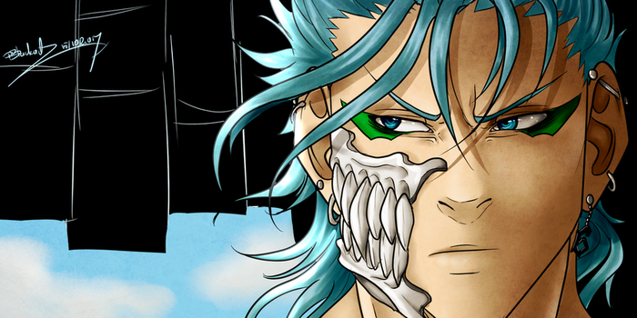 Grimmjow- There And Back Again by R-Blackout