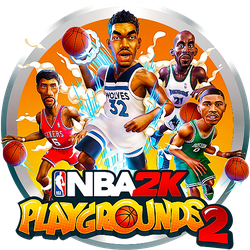 NBA 2K Playgrounds 2 by POOTERMAN