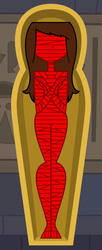 Alice the Red Mummy by Flashlight237
