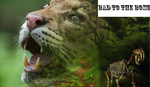 Clouded Sabre Leopard by DemonaTheOperator