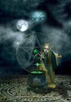 THE SPELL by vampirekingdom