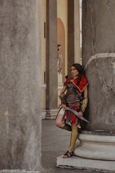 Kassandra cosplay from Assassin's Creed Odyssey by 14th-division
