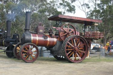 STOCK STEAM TRACTION MORE by scratzilla