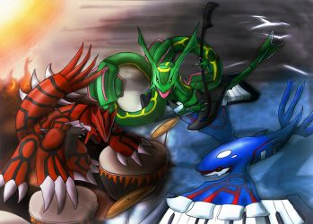 Pokemon Weather Trio Band by Beast-Amorphous