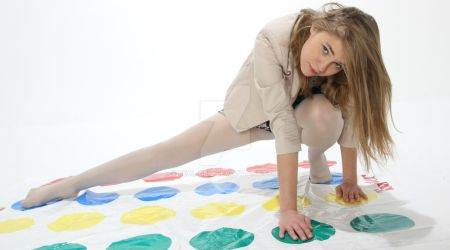 Nastya...Twister original by Real-Neil