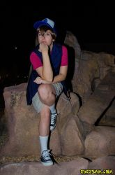 Dipper Pines (Gravity Falls) How to defeat Gidegon by Adventure-Cosplay9
