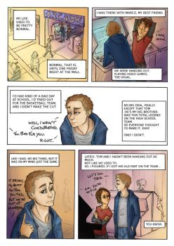 The Invasion Ch. 1, Pg. 2 by CamishCD