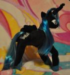 Nightmare Moon Luna plush by QueenAnneka