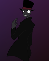 Black Hat  by Ailizerbee08