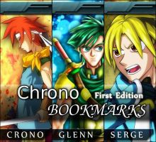 Chrono Bookmarks Edition 1 by tushantin