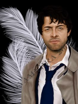 Castiel I by Amarra