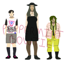 Human Adopt Setprice 2 (OPEN 3/3 200 Points Each) by PeppermintBowtie