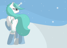 Snowy Trails-Winter Hunt by Squigglz