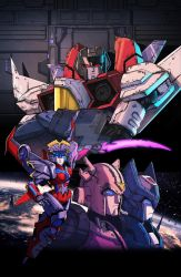 IDW Transformers Till All Are One #9