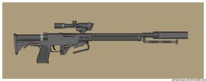 Generic Resistance Sniper by Direrain