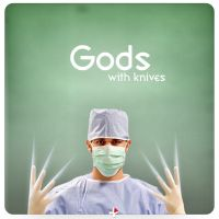 gods with knives by menduza