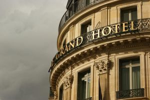 GRAND HOTEL. by Lenny2412