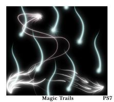 Magic Trails brushes by ElizavetBrushes