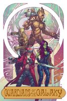Guardians of The Galaxy by BryanValenza