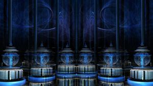 The Temple of Mantaros by sed