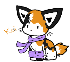 Chibi Kai by AshXRin-Fan
