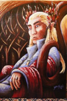 The Elvenking by septima-severa