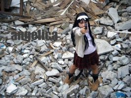 Gunslinger Girl - Shot You by ayafreya