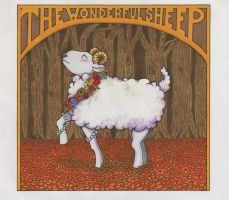 The Wonderful Sheep by angelacapel