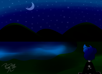 Silence of the Night by RGR98