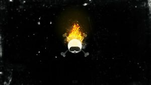With flames :] by elka by elka